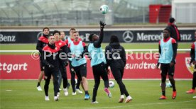 13.04.2021 VfB Stuttgart Training