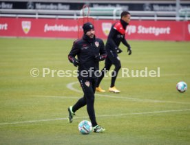 13.12.20 VfB Stuttgart Training