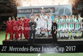 Mercedes-Benz JuniorCup 2017