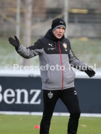 VfB Stuttgart Training
