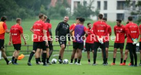 VfB Stuttgart Trainingslager St. Gallen 2019