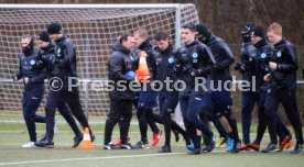 Stuttgarter Kickers Training